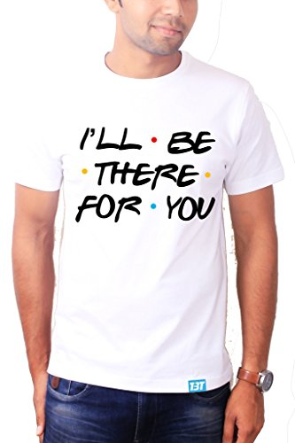 Ill be there for you - Title Song - FRIENDS Tshirt – TV Series Tshirts by The Banyan Tee ™