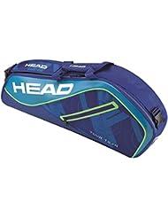 Head Tour Team 3R Pro raqueta de tenis bolsa, color Blue/Blue, tamaño n/a