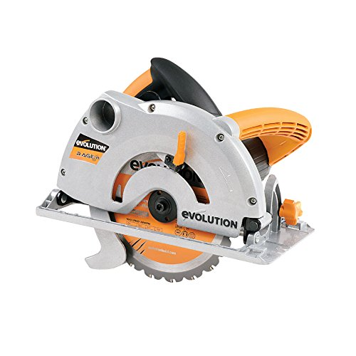 Evolution Rage Scie circulaire TCT 185 mm