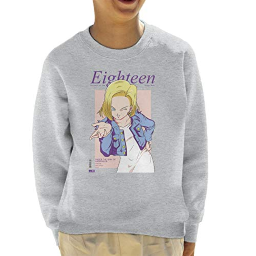 Dragon Ball Z Kid's Sweatshirt ()