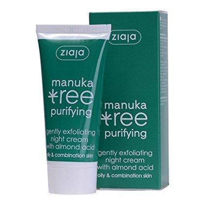 Ziaja Manuka Tree Exfoliating Night Cream 50ml