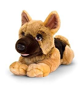 Keel Toys SD2534 - Juguete Suave, Color Negro y marrón