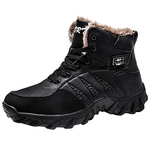 YU'TING ☀‿☀ Uomo Tattici Boots Delta Lacci Laterale Uniforme Stivali Militari Lavoro della Caviglia Stivali Classici Uomo Scarponcini Uomo