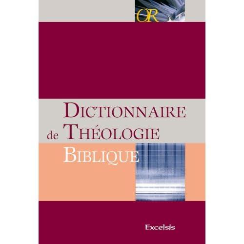 Dictionnaire de Théologie Biblique