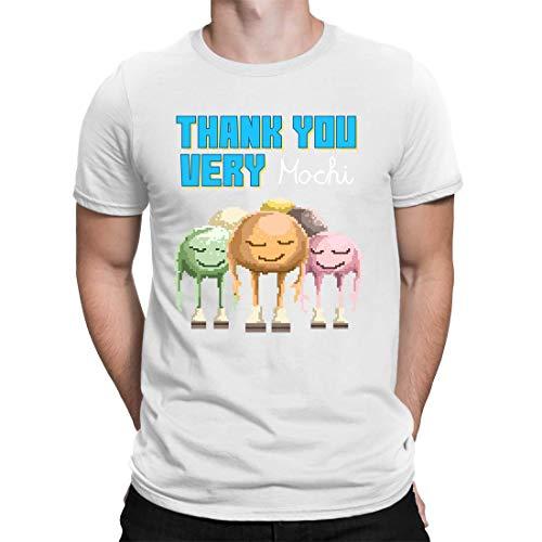 CVLR Thank You Very Mochi Fun T-Shirt - Erhältlich in 10 Farben (L)