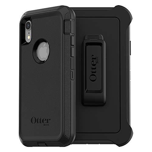 Otterbox Defender Coque iPhone XR Noir