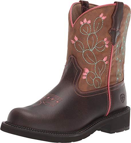 ARIAT Women's Fatbaby Heritage Cactus Western Boot -