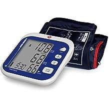 Pic Solution - Tensiómetro de brazo Cardio Maxi, con pantalla grande, memorias para 2