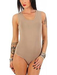 Mellice - Body Femme Avec Bretelles Larges - 315 690f8028f61