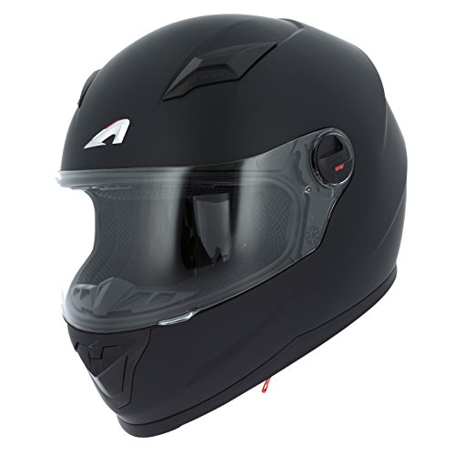 Astone Helmets gt2m-mbkm casco Moto Integral GT, negro Matt, talla M