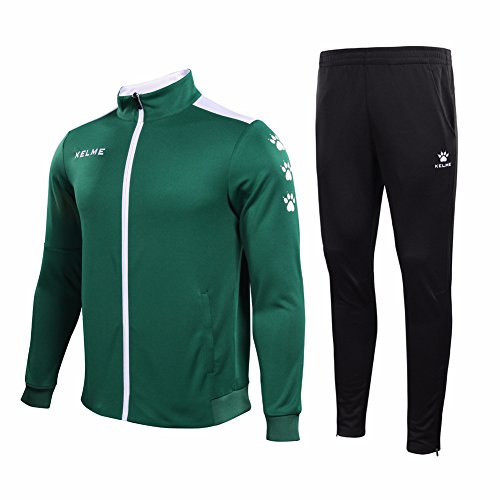KELME Tuta sportiva da uomo Verde