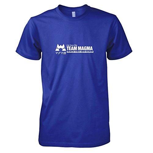 TEXLAB - Team Magma - Herren T-Shirt Marine