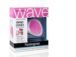 Neutrogena Wave Power Facial Cleanser Starter Pack