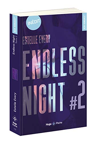 Endless night - tome 2 (2) par  Estelle Every