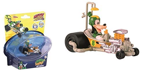 Mickey Mouse Mini Vehículos: Goofy's Turbo Tubster (IMC Toys 182882)