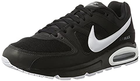Nike Air Max Command, Baskets Mode Homme, Noir (Black/White/Cool Grey), 42 EU