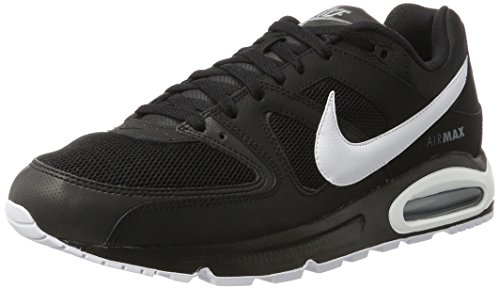 Nike Herren Air Max Command Sneaker, Schwarz (Black/White/cool Grey), 41 EU (Schuhe Cool)