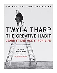 [ THE CREATIVE HABIT LEARN IT AND USE I FOR LIFE BY THARP, TWYLA](AUTHOR)PAPERBACK