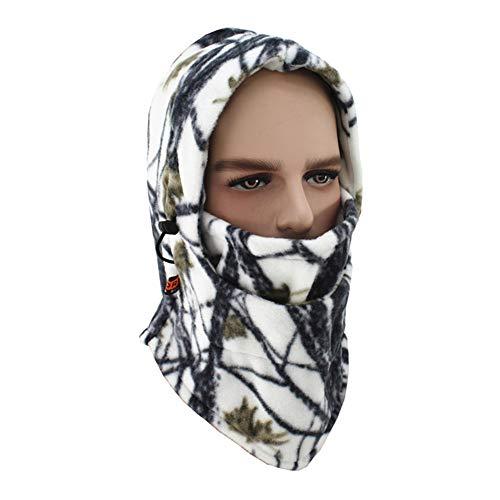 XIAXIACP Windproof Hat, Multifunktionsveta-Kapuzenhais maskierte Hut im Freien für Männer und Frauen Wasser-Riding Multifunktionshut,C