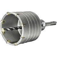 S&R Corona Perforadora Hormigon en seco Ø 68mm + Adaptador SDS Plus 110 mm + Broca 8 x 110 mm