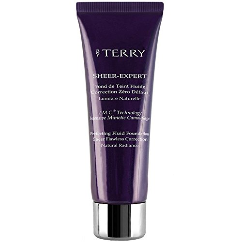 By Terry - Sheer Expert Perfecting Fluid Foundation - # 2 Neutral Beige 35Ml/1.17Oz - Maquillage