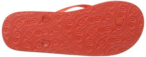 Billabong - Esperanza, infradito  da donna Rosso(Rot (Rio Red))