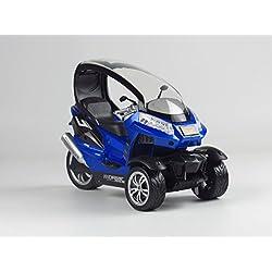 Control Remoto RC Drift Motocicleta (azul)