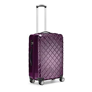 Roncato Ciak – Juego de maletas  morado morado