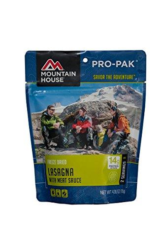 Mountain House Pro-Pak Lasagne al ragù (1 borsa)