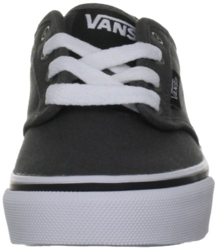 Vans Atwood Unisex-Kinder Sneakers Grau ((Canvas)Charcol)