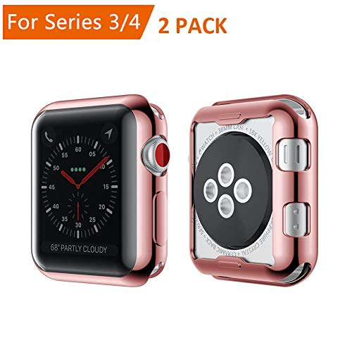 Apple Watch Case,TPU Protector Pantalla All Around