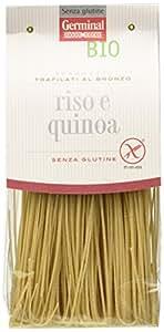 Germinal Bio Spaghetti Riso e Quinoa - 250 gr - [confezione da 2]