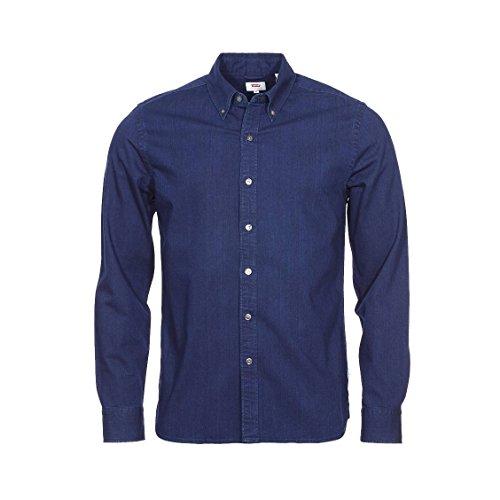 Levi's Herren Langarm Shirt Hemd Slim Fit 658501 XL Denim