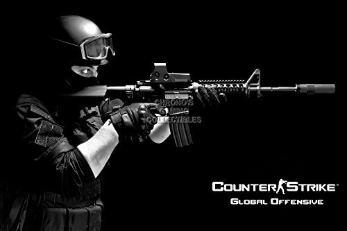 CGC-Huge-Poster-Counter-Strike-Global-Offensive-Sony-Playstation-3-PS3-XBOX-360-OTH134-24-x-36-61cm-x-915cm-by-CGC-Huge-Poster
