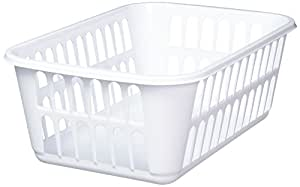 STERILITE 16088048 Medium White Plaster Basket by STERILITE