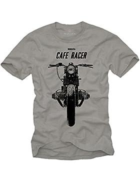 [Sponsorizzato]MAGLIETTA BOXER TWIN - T-shirt moto uomo