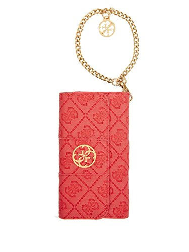 "GUESS GUCLTP6SCRE 4.7"" Pouch Red mobile phone case - mobile phone cases"