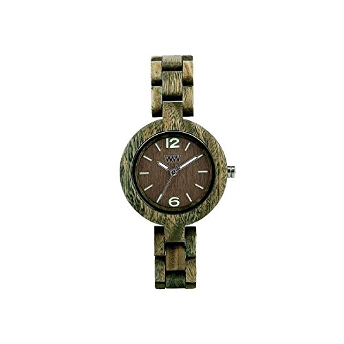 MIMOSA ARMY WeWood Reloj Para Mujer 100% Madera.