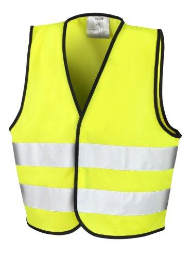 Result-Core-R200J-Kids-Childrens-Fluorescent-Yellow-Safety-Vest