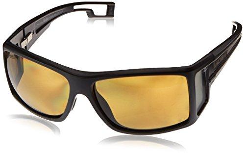 Hobie Eyewear Sonnenbrille Ventana Satin schwarz polarisierte Sightmaster Objektiv