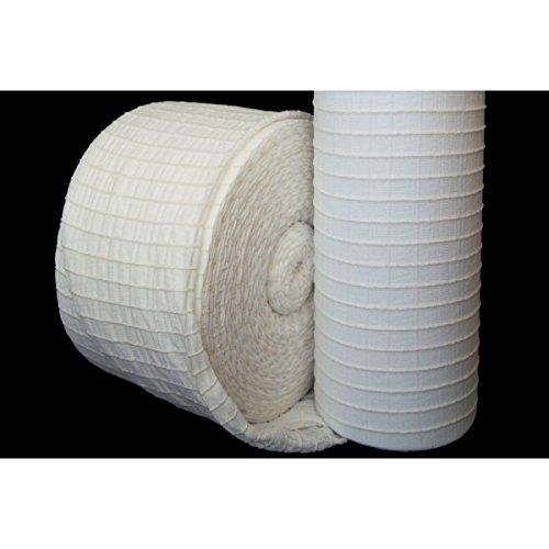 Räuchernetz mit Gummi 125 - 10M Fleisch netz | Fleischnetz | Lachsschinken Netze | Rollbraten Netz...