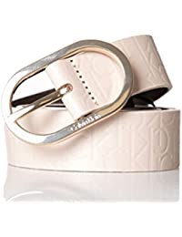 Calvin Klein Misha Logo Belt, Ceinture Femme