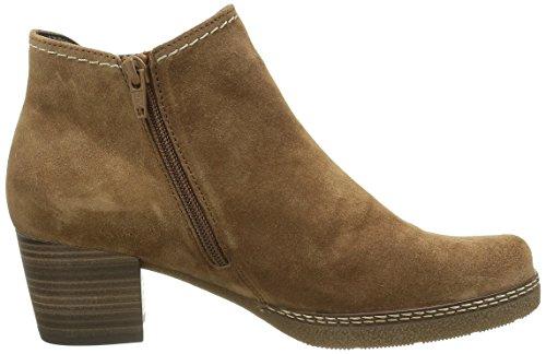 Gabor Shoes Comfort Basic, Stivaletti Donna Marrone (Ranch Sn/Ama/Mi)