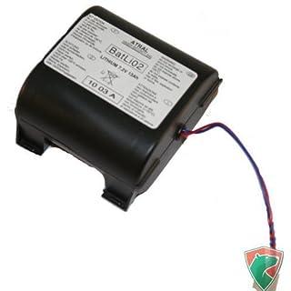 BatLi02 - Lithium-Batterie BatLi02 (7,2 V/13 Ah) - Atral - Daitem