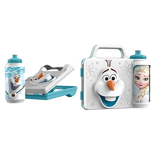 Disney Frozen–Combo Set 3D Olaf 'Lunchtasche, Farbe (Stor st-55835)