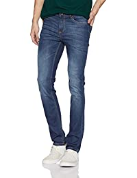 Diverse Men's Skinny Fit Stretchable Jeans
