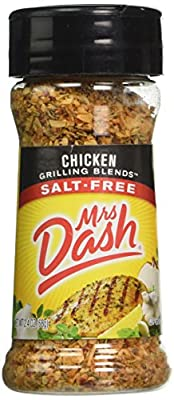 Mrs. Dash, Seasoning, Chicken Grilling Blends, 2.4 oz (68 g) by Mrs Dash