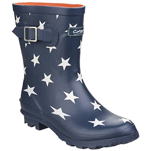 Cotswold Womens/Ladies Badminton Patterned Waterproof Wellies