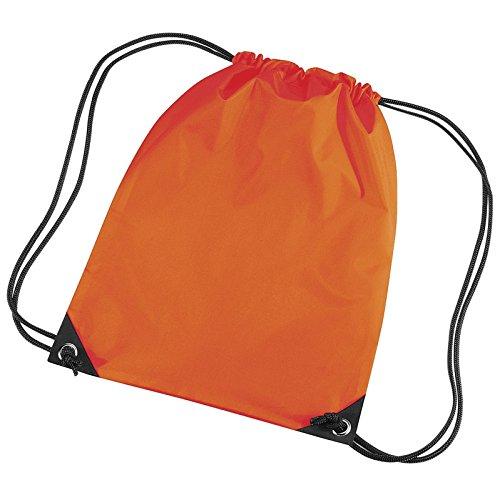 BagBase BG10BagBase Premium Gymsac naranja