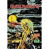 Drapeau Iron Maiden : Killers Sous Licence Officielle